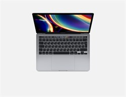 "Ноутбук APPLE MacBook Pro MXK32RU/A, 13.3"", Intel Core i5, 1.4ГГц, 8Гб, 256 Гб SSD, Intel Iris Plus Graphics 645, Mac OS, темно-серый - фото 31911"