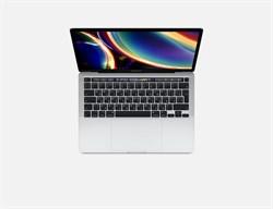 "Ноутбук APPLE MacBook Pro 13.3"", IPS, Intel Core i5 8257U 1.4ГГц, 8ГБ, 256ГБ SSD, Intel Iris graphics 645, Mac OS Catalina, MXK62RU/A, серебристый - фото 31919"