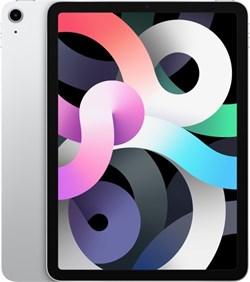Планшет Apple iPad Air 64GB Wi-Fi+Cellular Silver (MYGX2RU/A) - фото 32750