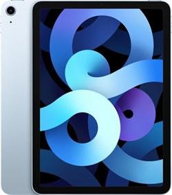 Планшет Apple iPad Air 256GB Wi-Fi+Cellular Sky Blue (MYH62RU/A) - фото 32867