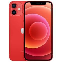 Смартфон Apple iPhone 12 mini 64GB (PRODUCT)RED (Красный) - фото 32937