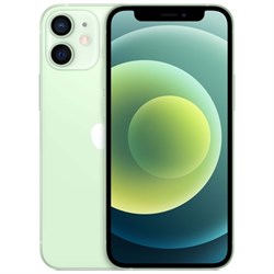 Смартфон Apple iPhone 12 mini 128GB Green (Зелёный) - фото 32991