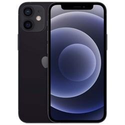 Смартфон Apple iPhone 12 mini 256GB Black (Чёрный) - фото 32998