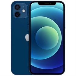 Смартфон Apple iPhone 12 256GB Blue (Синий) - фото 33159