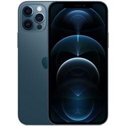 Смартфон Apple iPhone 12 Pro 128GB Pacific Blue (Тихоокеанский синий) - фото 33222
