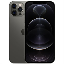 Смартфон Apple iPhone 12 Pro Max 128GB Graphite (Графитовый) - фото 33292