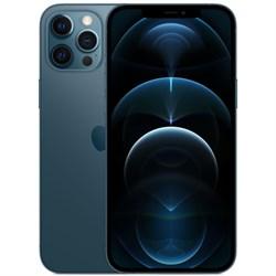 Смартфон Apple iPhone 12 Pro Max 256GB Pacific Blue (Тихоокеанский синий) - фото 33362
