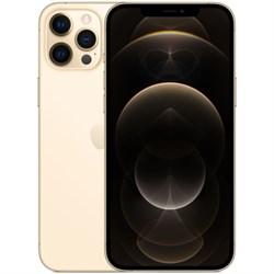 Смартфон Apple iPhone 12 Pro Max 512GB Gold (Золотой) - фото 33383
