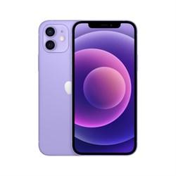 Смартфон Apple iPhone 12 mini 128GB Purple(Фиолетовый) - фото 33655