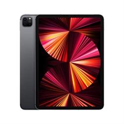 "Планшет Apple iPad Pro 2021 11"" 128GB Wi‑Fi + Cellular Space Gray (MHW53RU/A) - фото 33777"