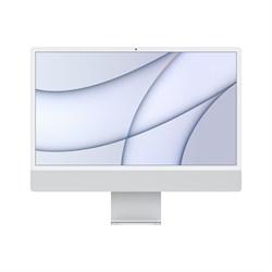 """Моноблок APPLE iMac MGPC3RU/A, 24"""", Apple M1, 8ГБ, 256ГБ SSD, Apple, macOS, серебристый - фото 33997"""