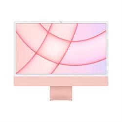 "Моноблок APPLE iMac MGPN3RU/A, 24"", Apple M1, 8ГБ, 512ГБ SSD, Apple, macOS, розовый - фото 34105"