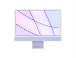 "Моноблок APPLE iMac Z130000BK, 24"", Apple M1, 8ГБ, 256ГБ SSD, Apple, macOS, фиолетовый - фото 34143"