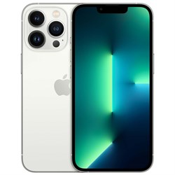 Смартфон Apple iPhone 13 Pro 512GB Silver (Серебристый) - фото 34364