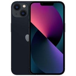 Смартфон Apple iPhone 13 256GB Midnight (Тёмная ночь) - фото 34770