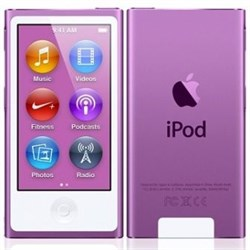 iPod Nano 7G 16Gb Purple - фото 3740