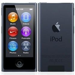 iPod Nano 7G 16 Gb Slate - фото 3776