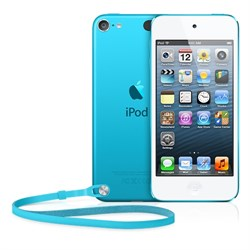 iPod Touch 5G 64GB Blue - фото 7157