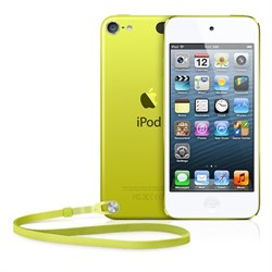 iPod Touch 5G 64GB Yellow - фото 7159