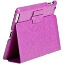 Чехол Sotomore для New iPad кожа пурупурный (53931)
