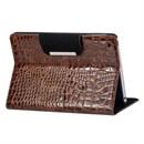 Чехол для iPad mini под крокодиловую кожу (коричневый)