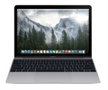 "Ноутбук Apple MacBook 12"" Space Gray MJY42RU/A"