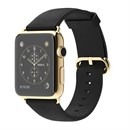 Apple Watch Edition (42mm 18-Karat Yellow Gold Case with Black Classic Buckle)