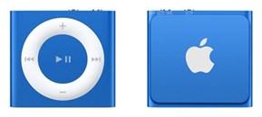 iPod Shuffle New 2 Gb (Голубой)