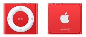 iPod Shuffle New 2 Gb (Красный)