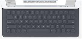 Клавиатура Smart Keyboard для iPad Pro с дисплеем 12,9 дюйма