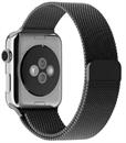 Миланский сетчатый ремешок Apple Watch 38mm с застежкой Space Black