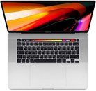 "Ноутбук APPLE MacBook Pro 16"", IPS, Intel Core i7 9750H 2.6ГГц, 16ГБ, 512ГБ SSD, Radeon Pro 5300M - 4096 Мб, macOS, MVVL2RU/A, серебристый"